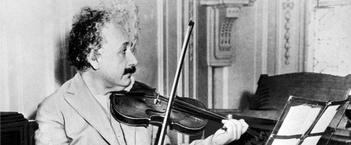 拋開常識的學者:愛因斯坦 (Albert Einstein)