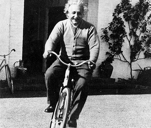 einstein-bicycle