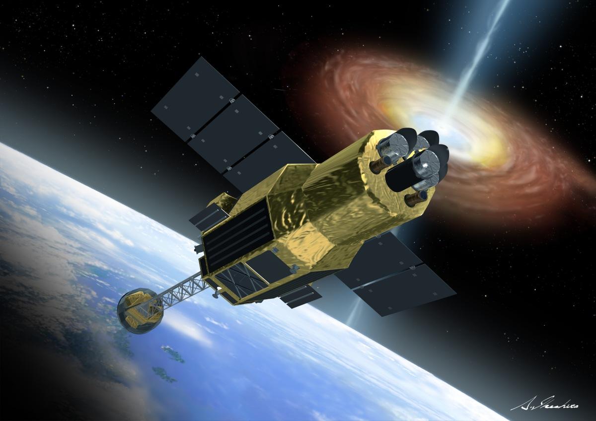 科研悲劇:Hitomi 望遠鏡意外
